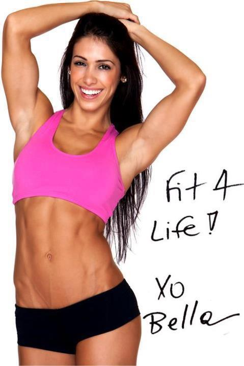 My Interview with Bella Falconi.